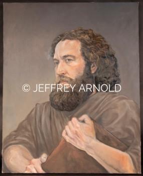 Matthew | Oil Painting