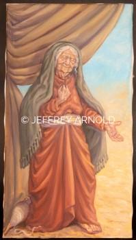 Sarah | Oil Painting